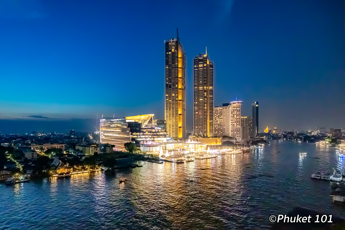 IconSiam Shopping Mall Bangkok